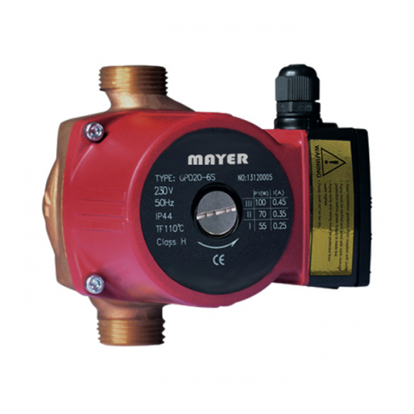 Pompă de circulație Mayer GPD-SB