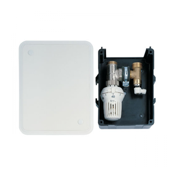 Kit reglaj încălzire în pardoseală UFH T6102AUB15