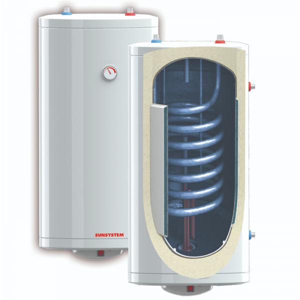 Boiler termoelectric SUNSYSTEM V/S1 80l 1