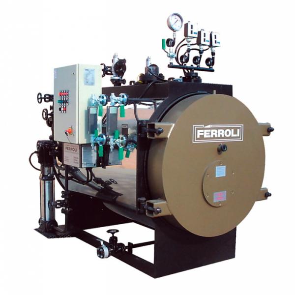 Generatoare cu abur 160 VAPOPREX HVP 12/15 bar de medie presiune