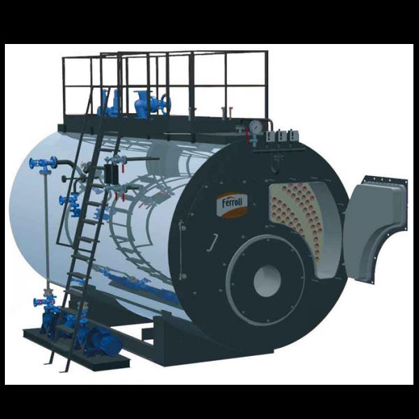 Generatoare cu abur 1250 VAPOPREX 3GF 12/15 bar